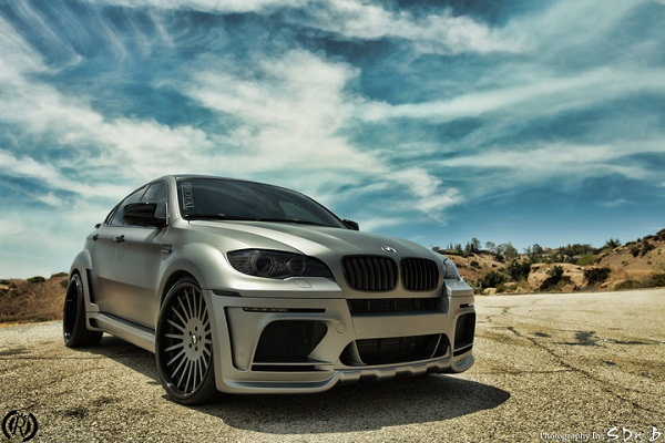 Bmw X6m Tuning Oe Tuning Blog