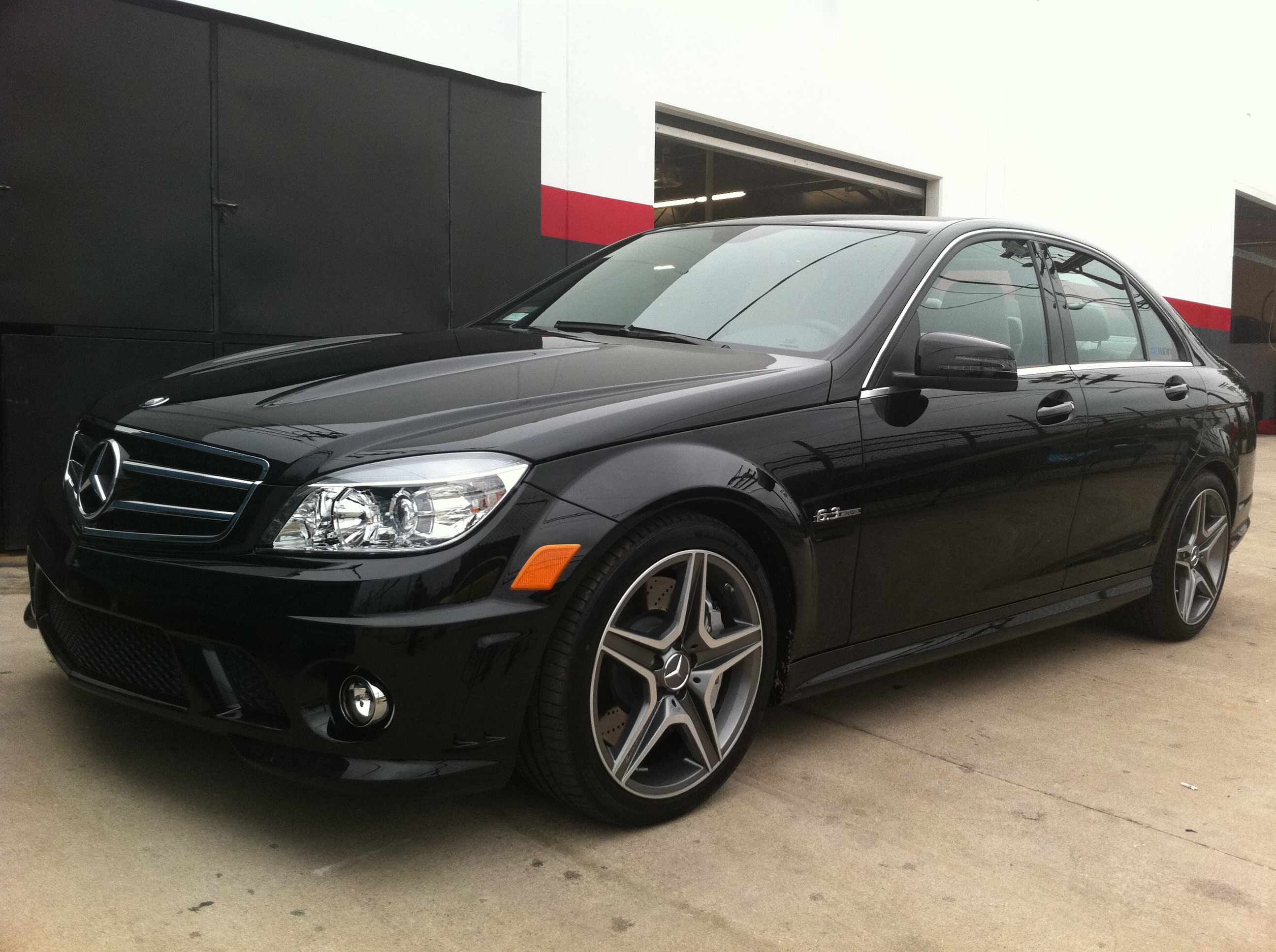 C63 amg oe tuning blog for Mercedes benz c amg 2010