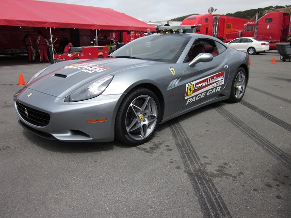 Ferrari California Pace Car