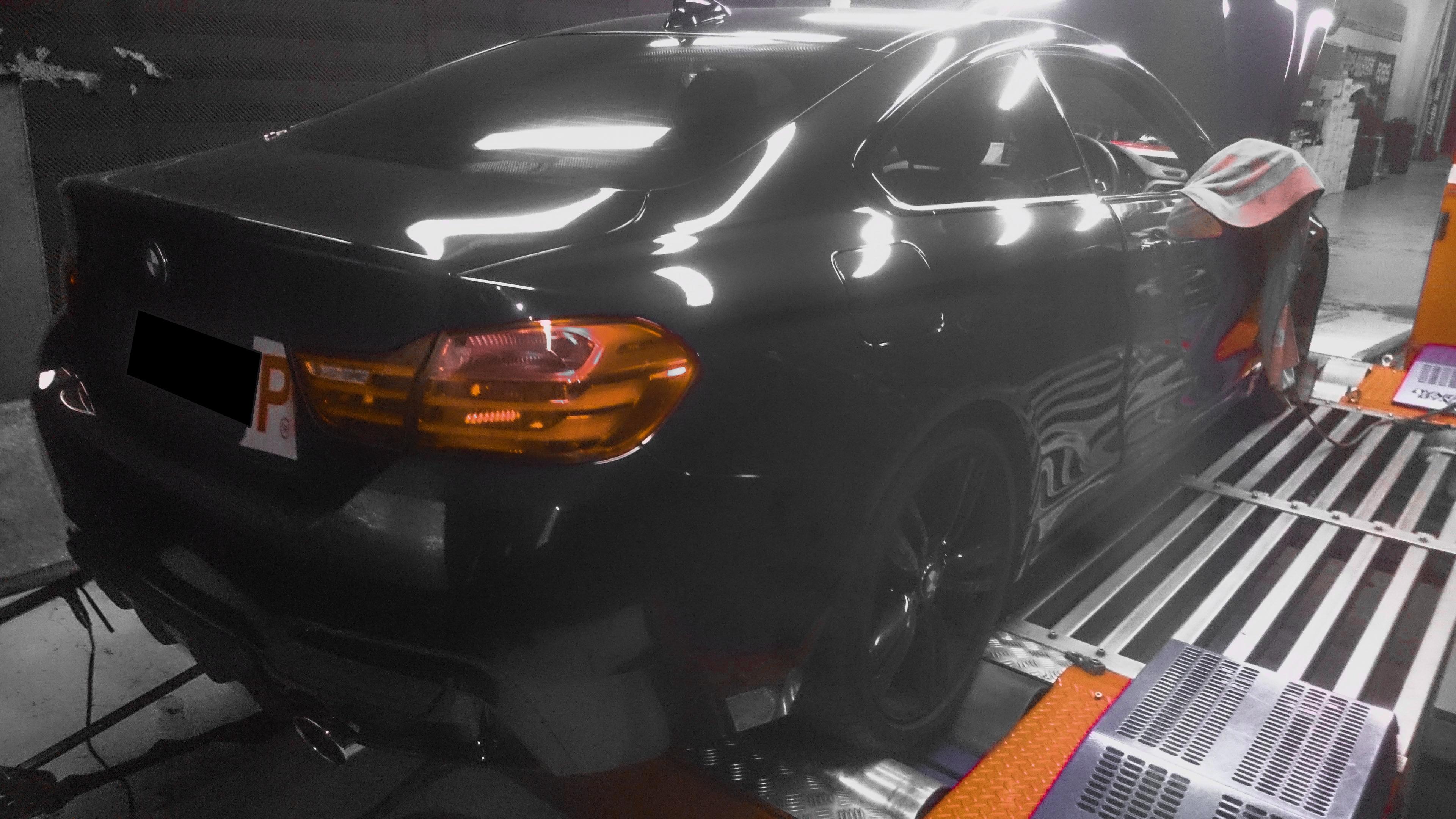 BMW 420i (N20B20) ECU Tuning – Dyno Tested – OE Tuning Blog