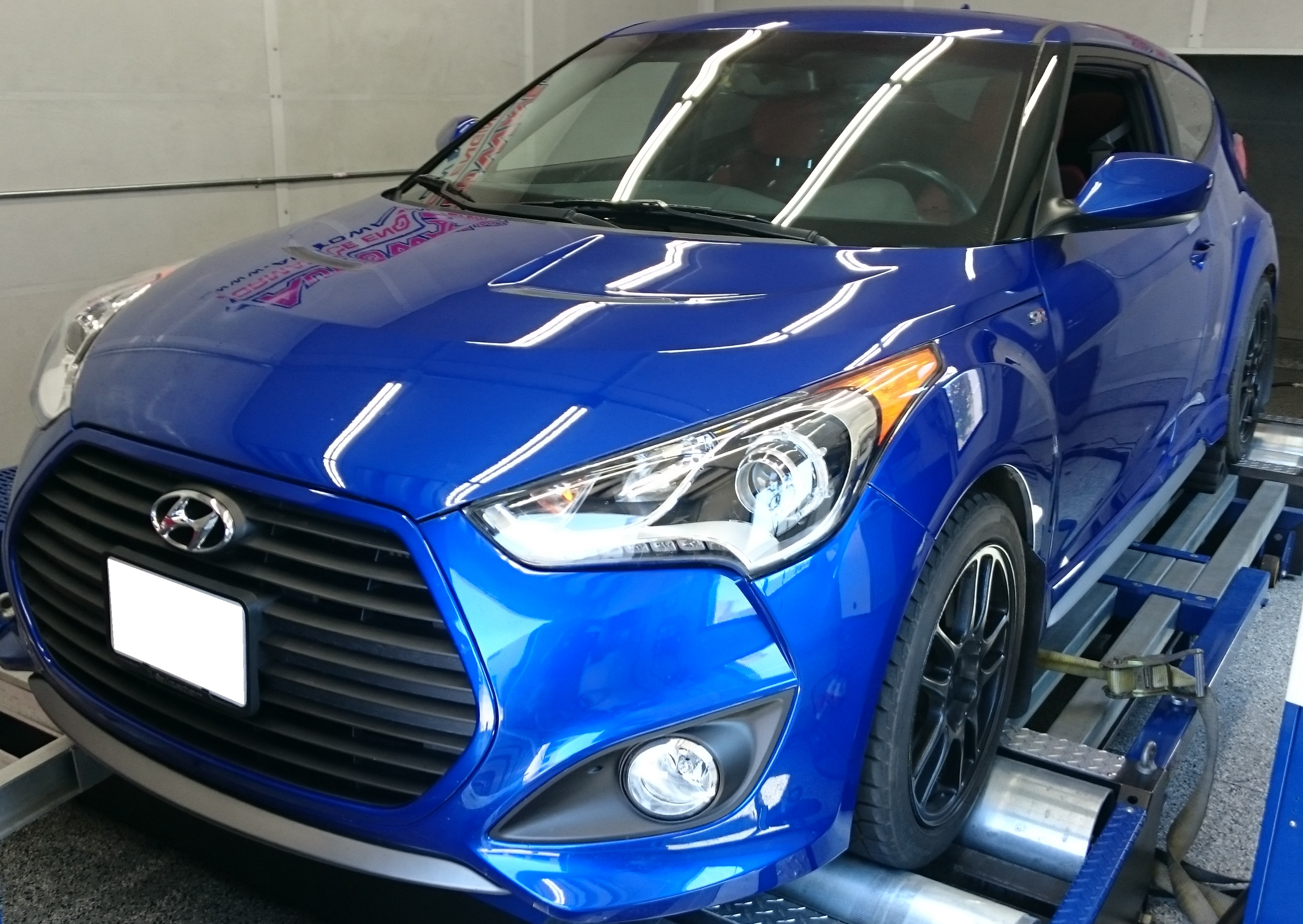 Hyundai Veloster Turbo  ECU Tune Results  OE Tuning Blog